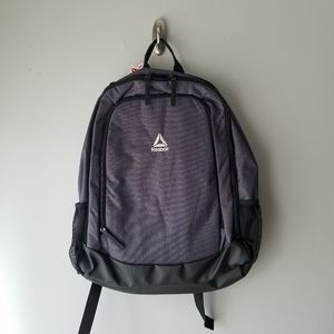 Reebok Backpack Gray NWT
